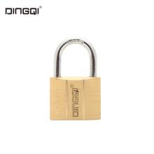 Quality 50mm Long Shackle Brass Pad Lock