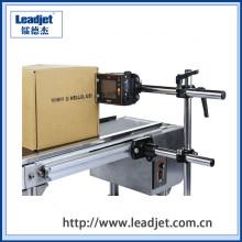 Máquina de codificación e impresión de chorro de tinta en línea de caracteres pequeños