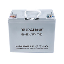 Hot selling 12v70Ah electric tricycle lead acid battery