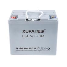 Batterie au plomb de tricycle électrique de vente chaude 12v70Ah