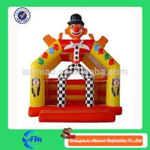 Bouncer inflable del payaso del circo para la venta