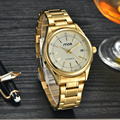 professional company custom auto mechanical watch