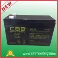 Bateria real 12V7ah do UPS da bateria das ferramentas eléctricas da fonte da fábrica