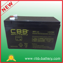 Batterie d'alimentation 12V7ah