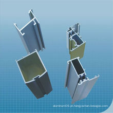 Perfil industrial de extrusão de alumínio 2217