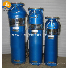 High pressure deep well submersible water pump
