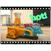 Diesel Wood Pellet Mill / Flat Die Diesel Wood Pellet Machine