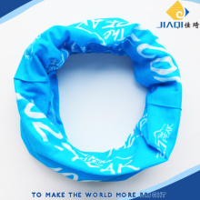 100% poliéster sublimação Headwear Bandana