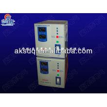 Tipo de relé AVR estabilizador / regulador doméstico DER