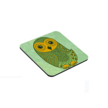 High Quality Colorful PVC Coaster