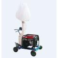 Balloon portable diesel generator tower light