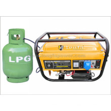 Home Use Generador de gas natural de arranque eléctrico de 3kw para la venta