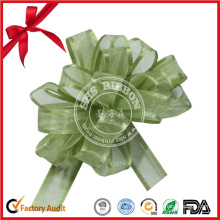 Organza Ribbon Pull Bows Wedding Car Decoration Gift Wrap