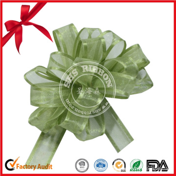 Wholesale Delicate Gift Packaging Pull Bow