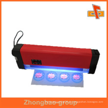Guangzhou Hersteller Großhandel Druck-und Verpackungsmaterial benutzerdefinierte Sticky Hologramm Aufkleber Etikett