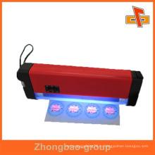 Гуанчжоу производитель оптовая печать и упаковочный материал на заказ липкая этикетка голограмма голограмма