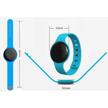 Transmissor do Ibeacon do bracelete da baixa energia de Bluetooth 4,0