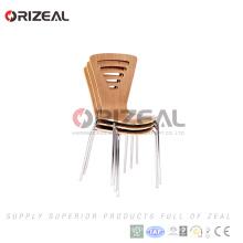 Silla de madera contrachapada OZ-1046- [catálogo]
