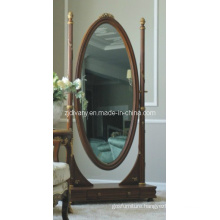 French Style Wooden Dressing Mirror (2604)