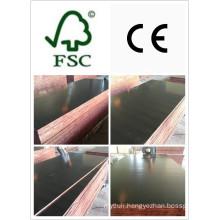 Concrete Formwork Poplar Core WBP Glue 21*1250*2500mm (HB22)