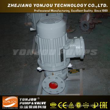 Bomba de aumento de presión de agua caliente Yonjou