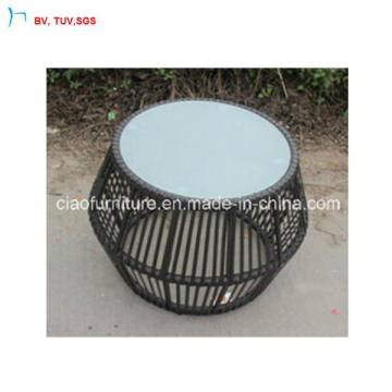 C-PE Rattan New Style Leisure Round Table Exquisite Workmanship