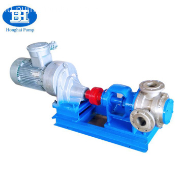 Sugar Syrup Internal Gear Rotor Pumps Untuk Transfer Resin
