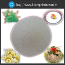 Venta caliente alta calidad alta resistencia al gel 1200g / Cm2 Agar-agar en polvo