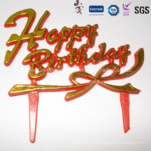 China Wholesale Happy Birthday Cake Decoration