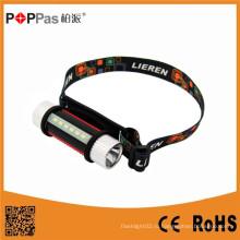 Poppas S150 3W 130lm Многофункциональный XP-E R2 / 6PCS SMD Светодиодные фары