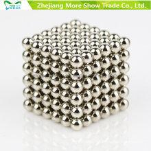 5mm 216PCS Balles Magnétiques Néodyme Perles Magiques 3D Puzzle Ball-Sphere-Carré-Jouet