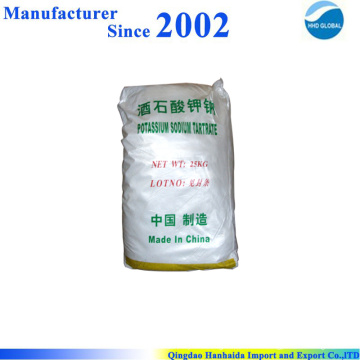 Высокое качество калия Тартрат натрия 304-59-6