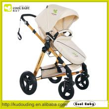 China Lieferanten Name Marke einfach Baby Kinderwagen, Kinderwagen Baby glücklich