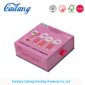 Jendela pvc Sliding drawer paper box