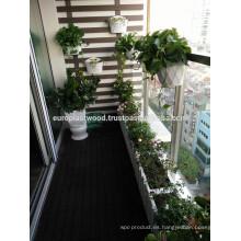 Wpc decking al aire libre - compuesto de madera al aire libre Proveedores de suelos