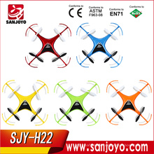 JJRC H22 2.4G 6 axis Gyro Headless 3D Inverted Flight Dron One Key Return RC Quadrocopter SJY-H22