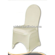 Ivory/Beige/Cream lycra chair cover,CTS936,fit for all the chairs,wedding,banquet,hotel chair cover,sash and table cloth