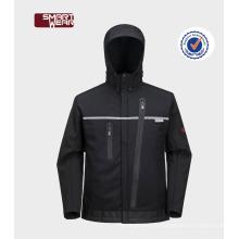 Vente chaude imperméable respirant softshell bon marché vestes softshell vestes pour hommes