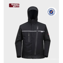 Hot sale waterproof breathable cheap softshell jackets mens softshell jackets