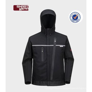 Chaquetas softshell baratos respirables calientes de la venta de la chaqueta de los hombres de la venta caliente
