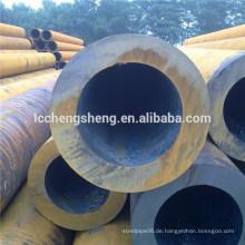 """Heiß !!! ERW Carbon Stahlrohr A106 Gr.B 1/2 """"-48"""" SCH80 Werkspreis"""