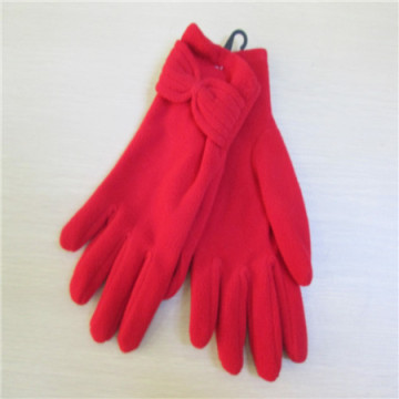 Women's Polar Fleece Gloves With High Qulaity and Low Wholesale Price