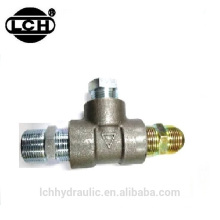 high quality and pressure of hydraulic pipe fittings of hydraulic hose connectors