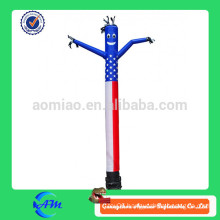 mini inflatable sky air dancer dancing man for sale