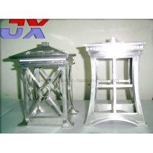 Peças de aço personalizadas de trituração fazendo à máquina de giro do CNC