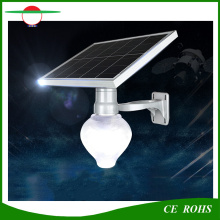 Hot Sale Cheap Price 6W All in One Solar Street Light Peach Apple Shape Garden Street Light with Lamp Pole Optional