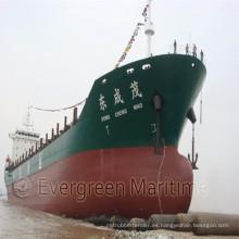 Lanzamiento de la nave Marine Airbag