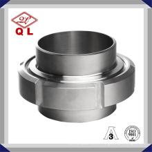 Aço inoxidável montagem sanitária SMS DIN União