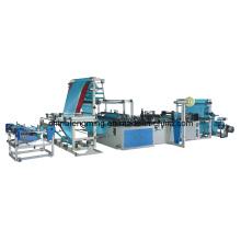 Machine de fabrication de sac à ordures automatique à micro-ordinateur (FM-1000A)
