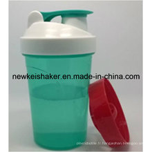 500ml de gousse de protéine Shaker Joyshaker BPA Free